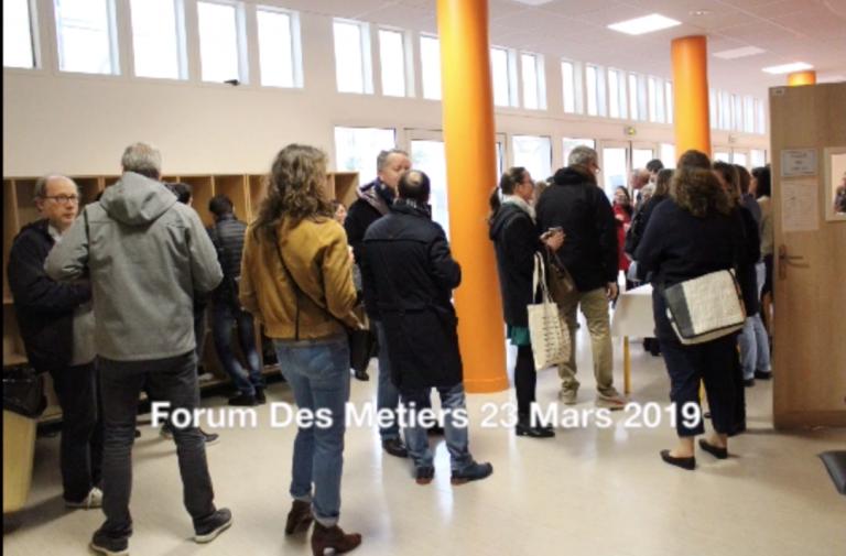 Forum des métiers 2019